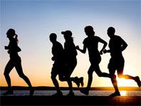 bėgimas su hipertenzija